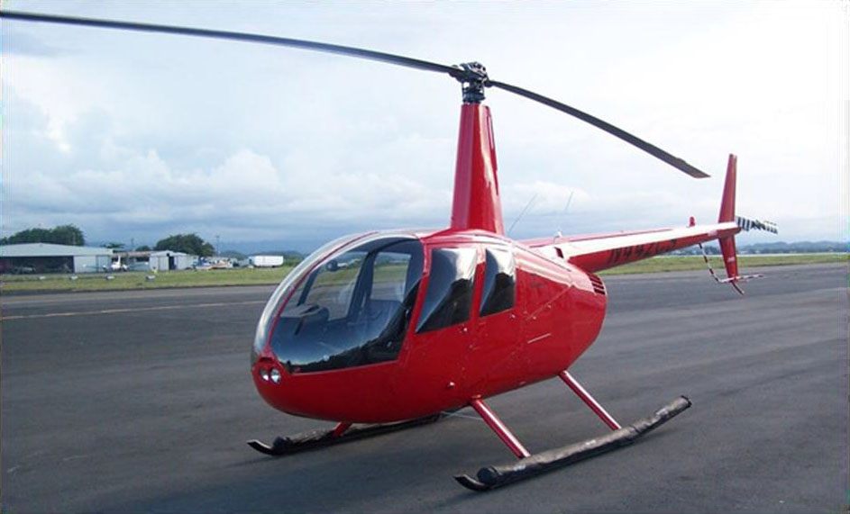 Helicopter Tours in St. Petersburg