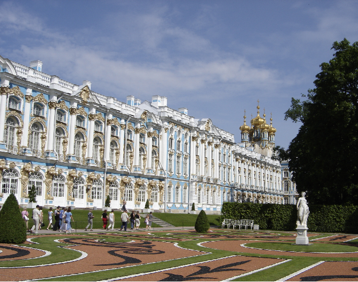 Private 3-Day Easy Tour of St Petersburg