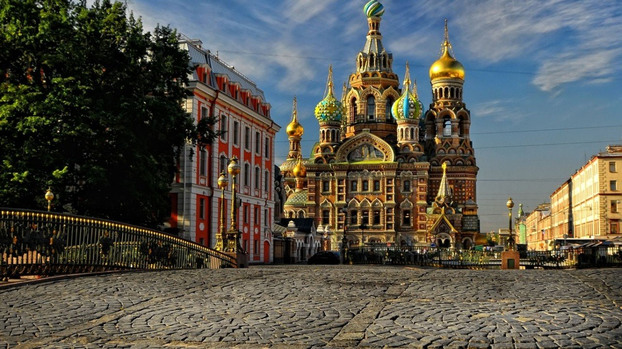St. Petersburg won the World's Leading Cultural City Destination 2019