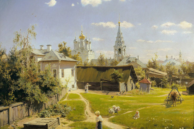 "Exhibition ""Vasily Polenov"""
