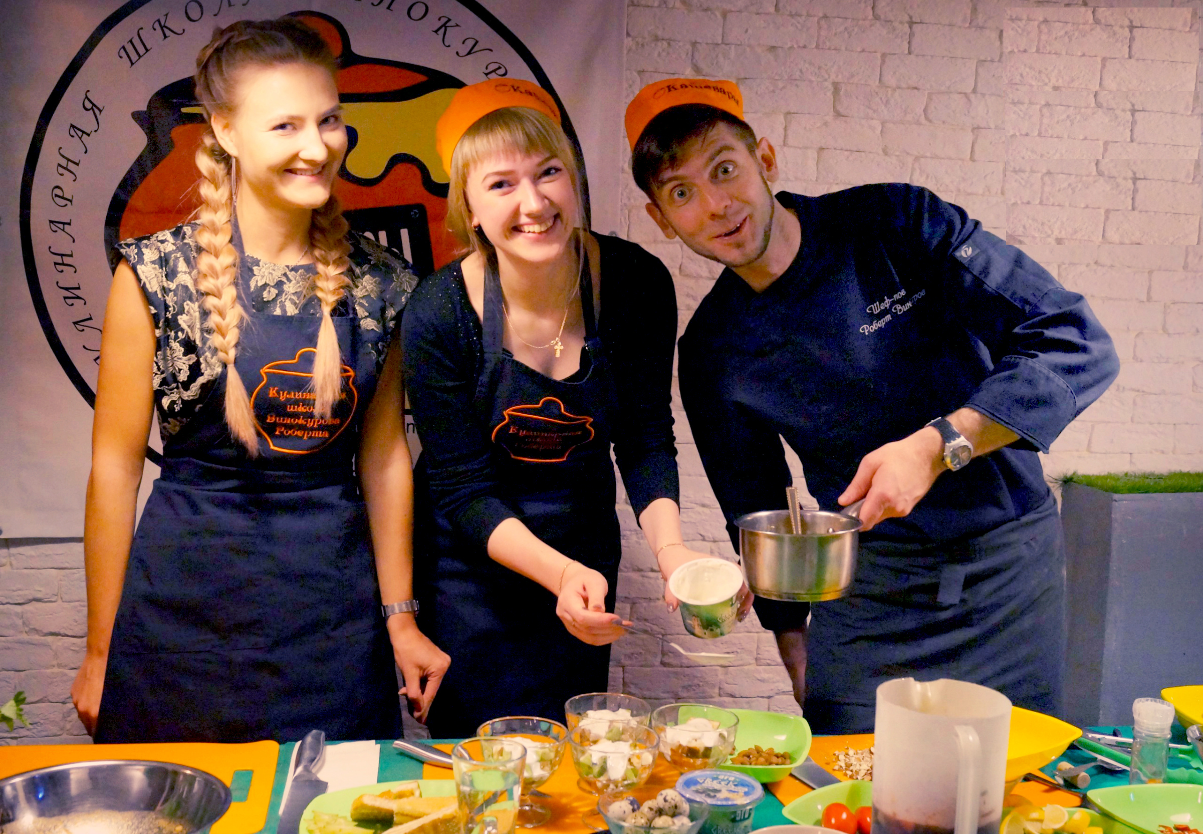 Cook Like-a-Russian: Private Cooking Class in St. Petersburg