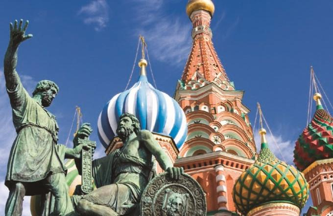 Moscow Shore Excursion  on Fri-Wed (for 2-day cruisers)
