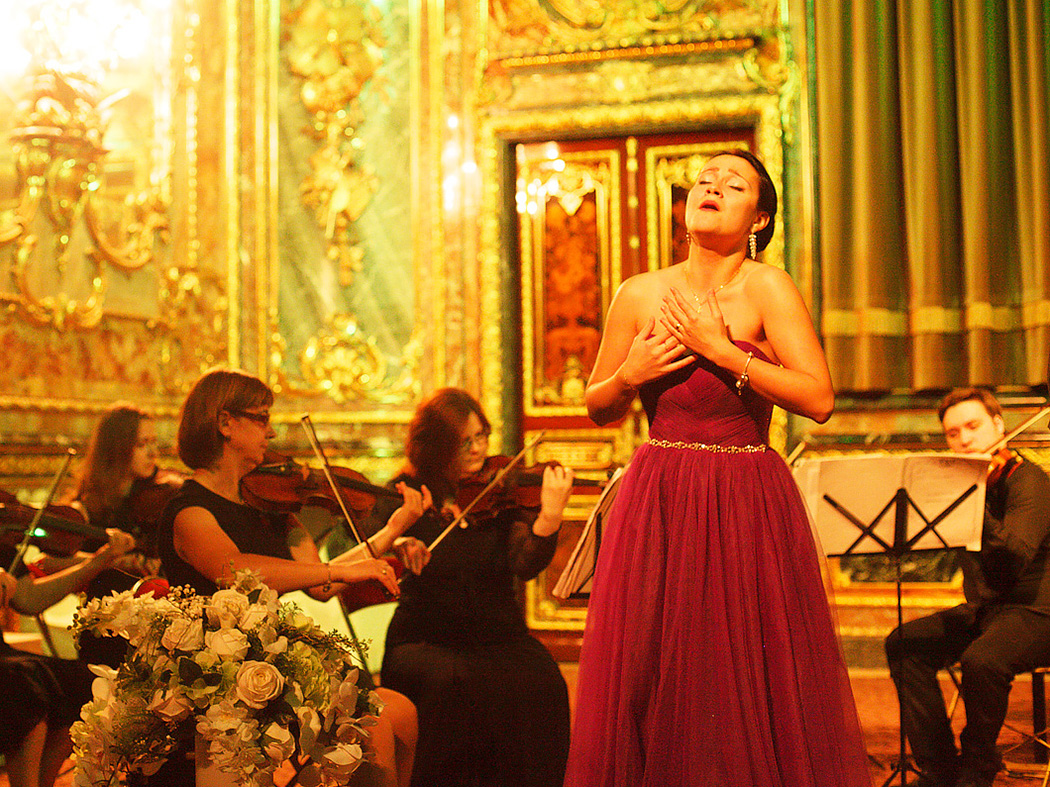 Classical Music Evening At The Grand Duke Vladimir Palace