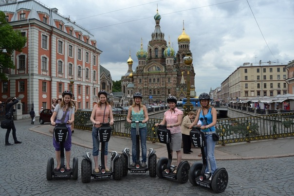 Moderate Segway Tour