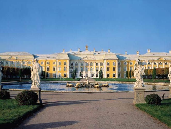 Private 2-Day Moderate Tour of St Petersburg