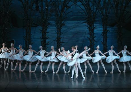 Russian Ballet at Imperial Theater with roundtrip transfer from cruise ship